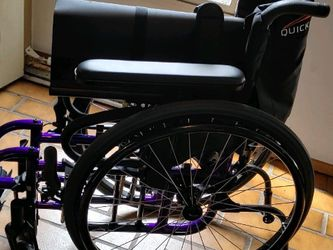 Brand New Quickie 2 Ultralight Wheelchair for Sale in Bothell,  WA