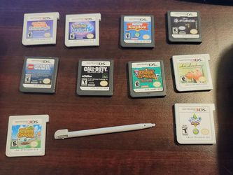 Nintendo 3DS Games And Case Accessories for Sale in Renton,  WA