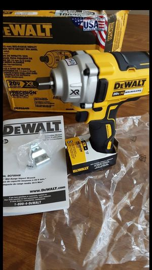 "Dewalt 1/2"" Impact Wrench Brushless XR 20V for Sale in Norwalk, CA"