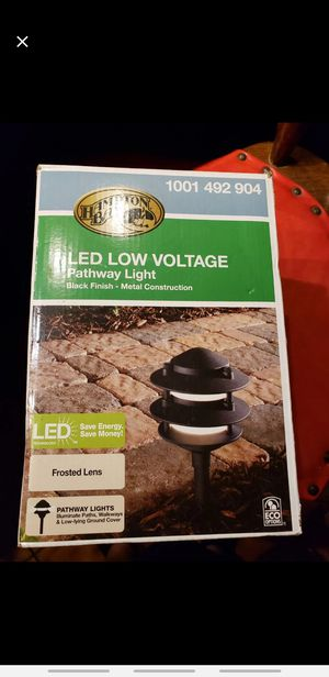 Black Outdoor LED light for Sale in Lutz, FL