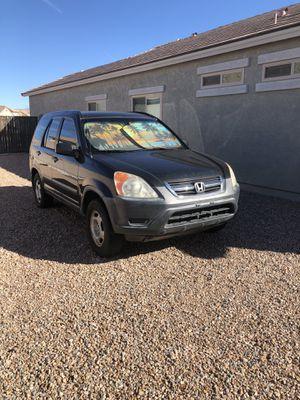 Honda CRV 2004 for Sale in Maricopa, AZ