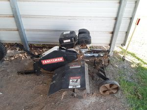 """36"""" 6.5 hp pull behind tiller for Sale in Empire City, OK"""