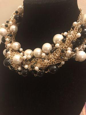 Statement bib necklace for Sale in Richmond, VA