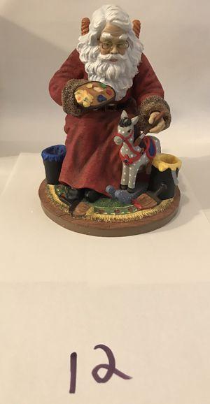 "Pipka ""Santa's Spotted Grey"" Santa. #13914 Limited Edition. for Sale in Victoria, VA"