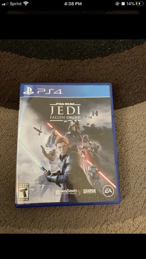 Star Wars ps4 for Sale in Phelan, CA