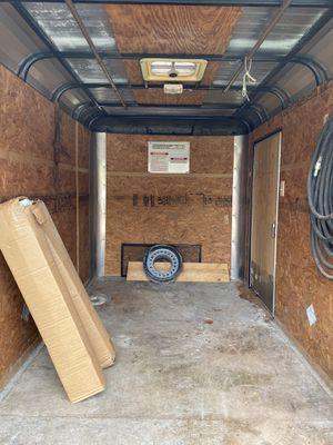 6x10x6 trailer for Sale in Pasadena, TX