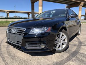 2012 Audi A4 LOW MILES QUATTRO IMMACULATE CONDITION for Sale in Dallas, TX