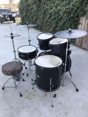 Huntintong full drum set for Sale in Long Beach, CA