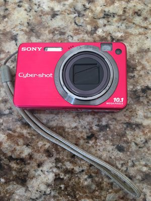 Sony Cybershot Camera for Sale in Colora, MD