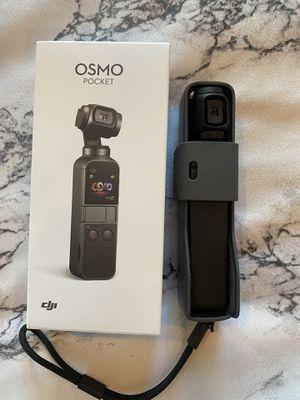 DJI Osmo Pocket Camera for Sale in Tucson, AZ