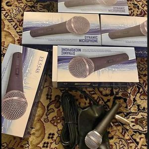 Microphone 🎤 $20 each for Sale in Livermore, CA