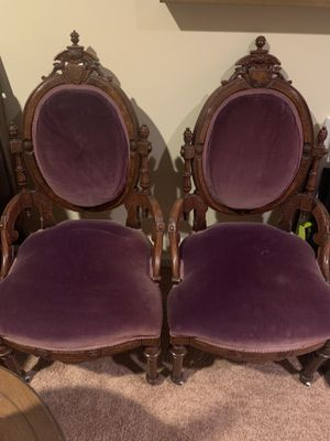 Antique Accent Chairs for Sale in NO POTOMAC, MD