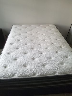 Queen Size Bed for Sale in Rockville, MD