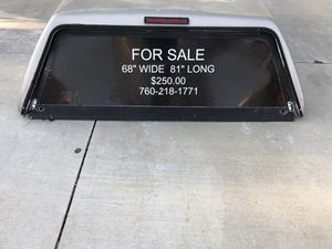 Shell camper ford 150 for Sale in Adelanto, CA