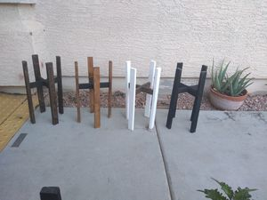 Wooden plant stands for Sale in El Mirage, AZ