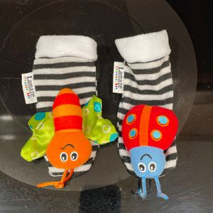 Baby Rattle Socks Lamaze for Sale in Tampa, FL
