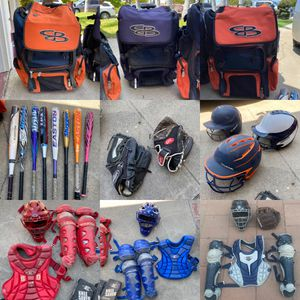 Tons of Softball equipment for sale!!!! for Sale in Downey, CA