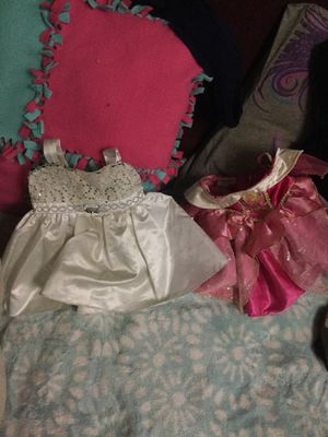 Tiny stuffed animal dresses for Sale in Madison Heights, MI