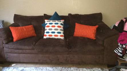 Couches with pillows for Sale in Aliquippa,  PA