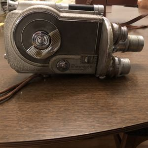 Revere 16mm Movie Camera for sale for Sale in Houston, TX