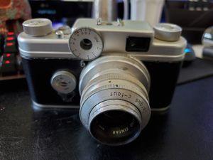 Argus C4 w/ 50mm 2.8 lens & rangefinder for Sale in Elk Grove, CA