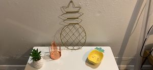 Pineapple Home Decor for Sale in Fort Worth, TX