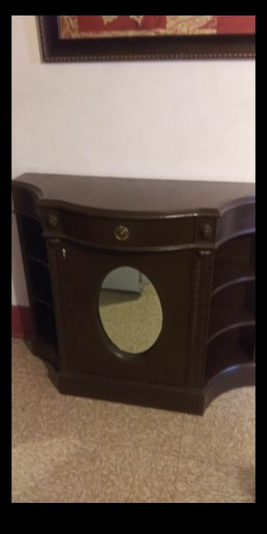 This is a antique cabinet is in good condition and giving it away 100 it's in good condition for Sale in Philadelphia, PA