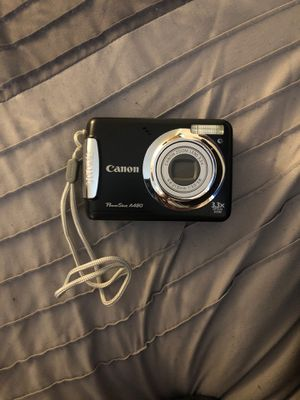 Canon PowerShot A480 Digital Camera for Sale in LOEHMANNS PLZ, NY