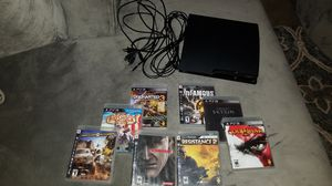 Used PS3 Bundle in Great Condition for Sale in Fort Lauderdale, FL