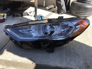 2017 Ford Fusion LH (driver side) headlights for Sale in Columbus, OH