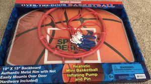 Over door basketball hoop for Sale in Woodbridge, VA