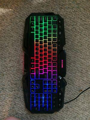 Evo Core Gaming Keyboard for Sale in Stroudsburg, PA