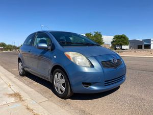 2007 Toyota Yaris 4cyl, Auto, A/C, Clean title for Sale in Avondale, AZ
