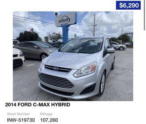 2014 Ford C-Max Hybrid for Sale in Orlando, FL