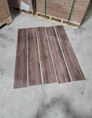 Luxury vinyl flooring!!! Only .65 cents a sq ft!! Liquidation close out! for Sale in Fort Worth, TX