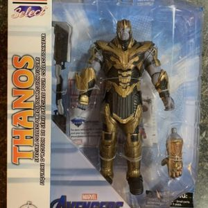 2019 Exclusive Marvel Select Thanos Endgame Collectible Action Figure Toy for Sale in Chicago, IL