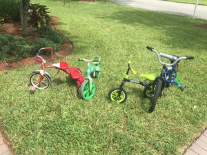 Kids Bikes for Sale in FL, US