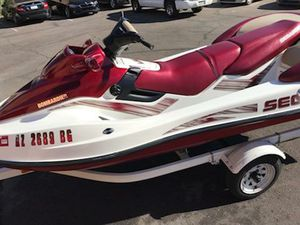 2000 Seadoo LRV 4 seater Very low hours for Sale in Tempe, AZ