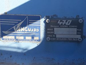 Vanguard sailboat for Sale in Gilroy, CA