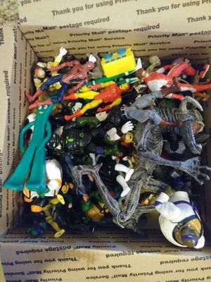 Loose vintage toy lot for Sale in Gilbert, AZ
