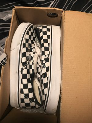 vans size 6 women for Sale in Baltimore, MD