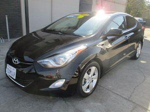 2013 Hyundai Elantra for Sale in Manteca, CA