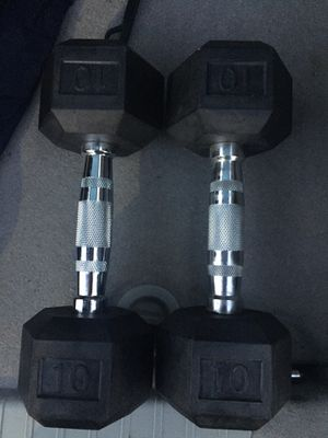 Weights 10 pound for Sale in Long Beach, CA