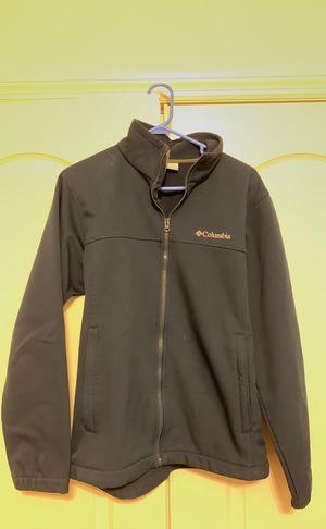 Columbia Mens Waterproof Zip Up Jacket Size Medium for Sale in Miami, FL