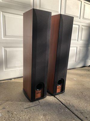 Polk audio set of speakers for Sale in Lemont, IL