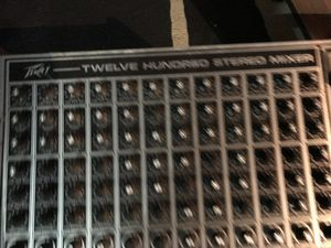 Peavey 1200 Stereo Mixer for Sale in Washington, DC