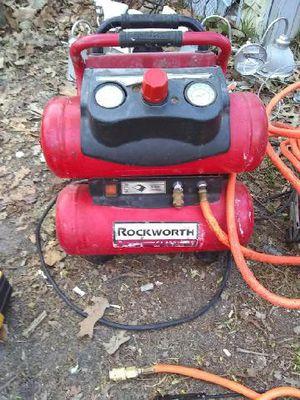 Rockworth air compressor for Sale in Chesapeake, VA