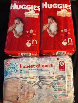 Diaper Bundle for Sale in Santa Ana, CA