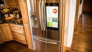 Samsung Smart Refrigerator for Sale in Montebello, CA