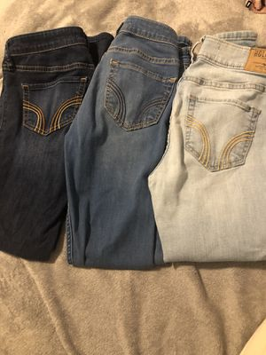 Hollister Jeans for Sale in La Mirada, CA